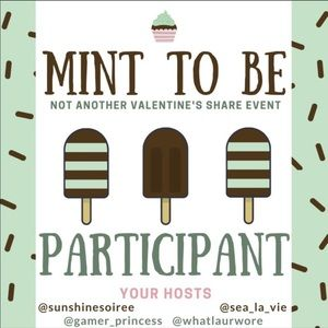 2/10–2/12 Mint to Be Share Event